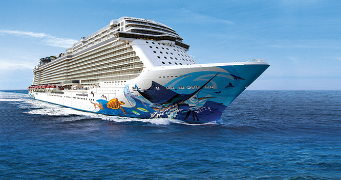 Win A Free Cruise Sweepstakes