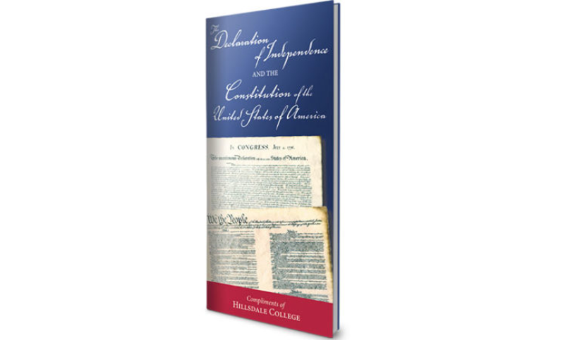 Get a FREE Copy of the US Constitution!