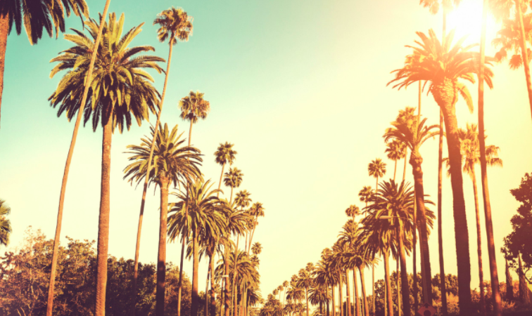 Win A Trip For Two To Los Angeles