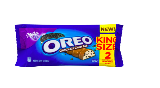 Free Milka Oreo Chocolate Bar at Select Stores