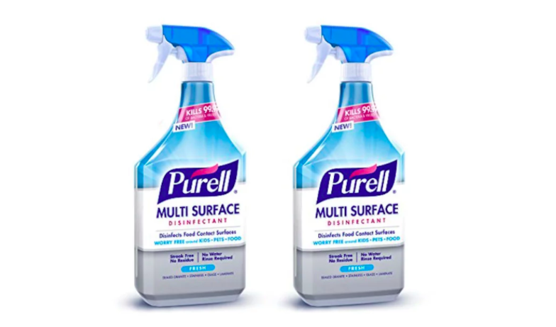 Free Purell Multi Surface Disinfectant Spray with Viewpoints