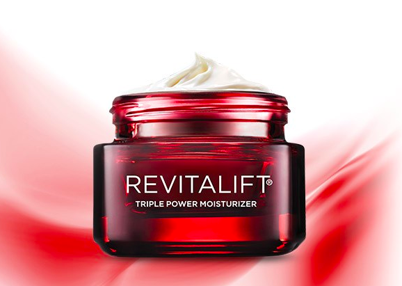 Free Sample of L'Oreal Revitalift Triple Power Moisturizer