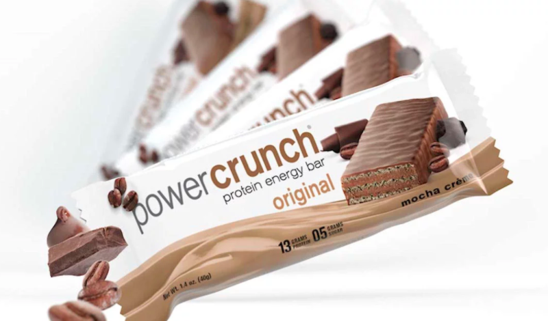 Free PowerCrunch Protein Energy Bar