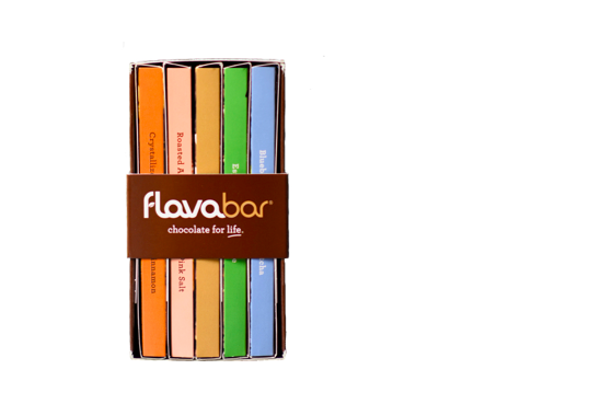 Free FlavaBar Dark Chocolate Bars