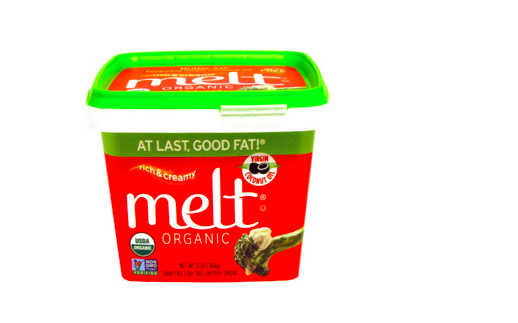 Free Tub of MELT Organic Dairy Free Butter