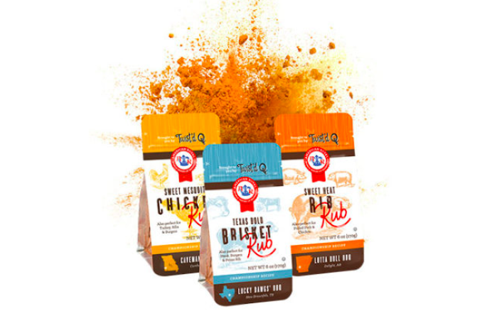 Get a FREE Sample of Dry Rub Marinade