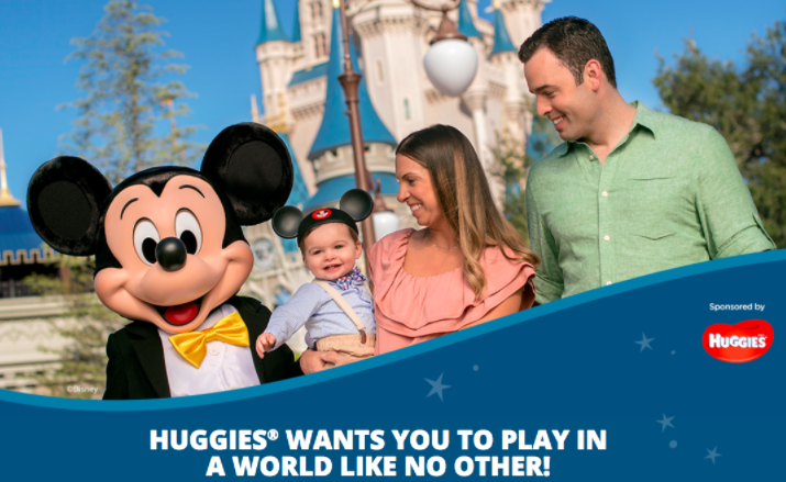 Win a trip for 4 to The Walt Disney Resort