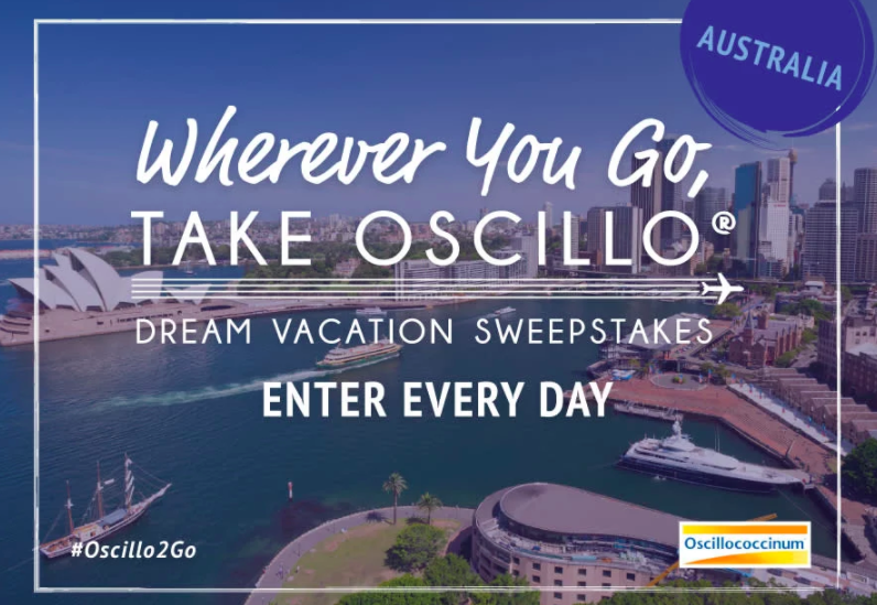 Enter Win Your Dream Vacation