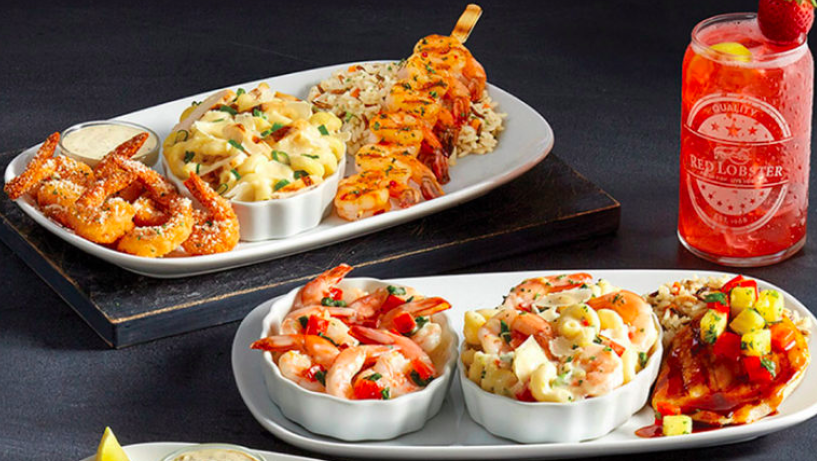 FREE Tasting Plate from Red Lobster