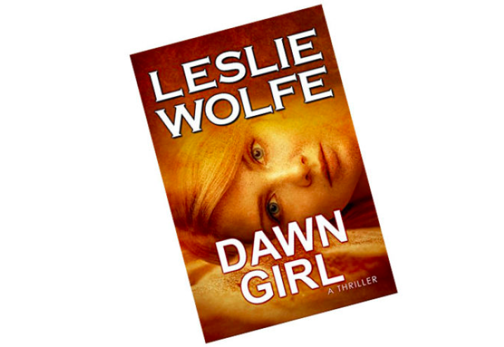 Get a FREE Kindle Book by Author Leslie Wolfe!