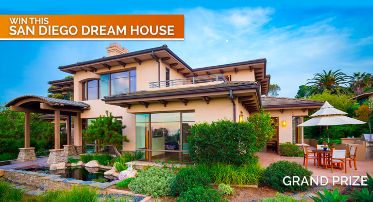 Enter 14th Annual San Diego Dream House Raffle Benefiting Ronald McDonald House Charities of San Diego