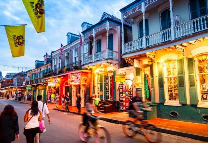 Enter New Orleans Trip Sweepstakes