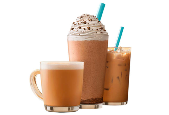 Get a FREE Medium Drink from Caribou Coffee!
