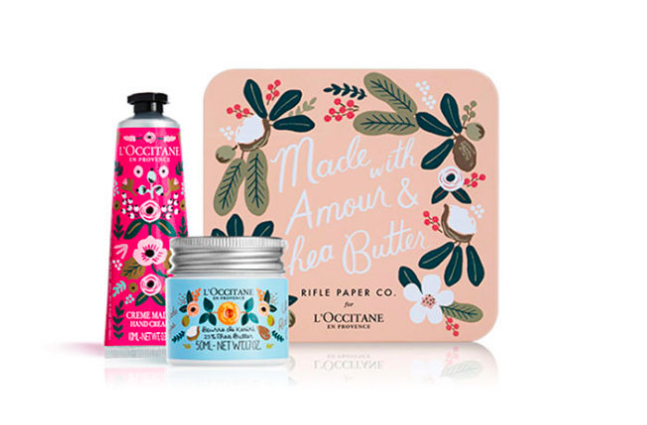 FREE Beauty Gift at L'OCCITANE