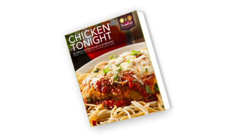 Themommyguide get a free chicken recipe book categories trying to figure out what to cook tonight this featured freebie can help right now you can get a free chicken tonight recipe book forumfinder Images