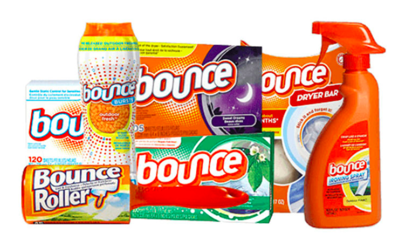 Enter Get FREE Bounce Products
