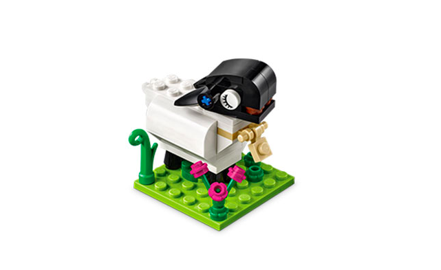 Get a FREE Lego Model Monthly!
