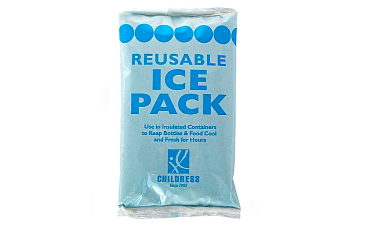 Get a Free Reusable Ice Pack Sample!