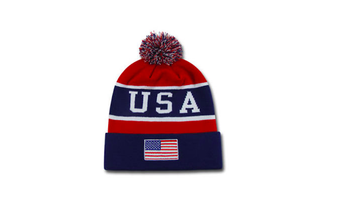 Get a FREE Team USA Winter Hat!