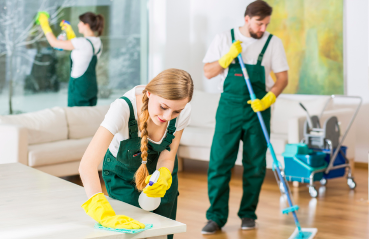 Enter Win Professional House Cleaning for 1-Year