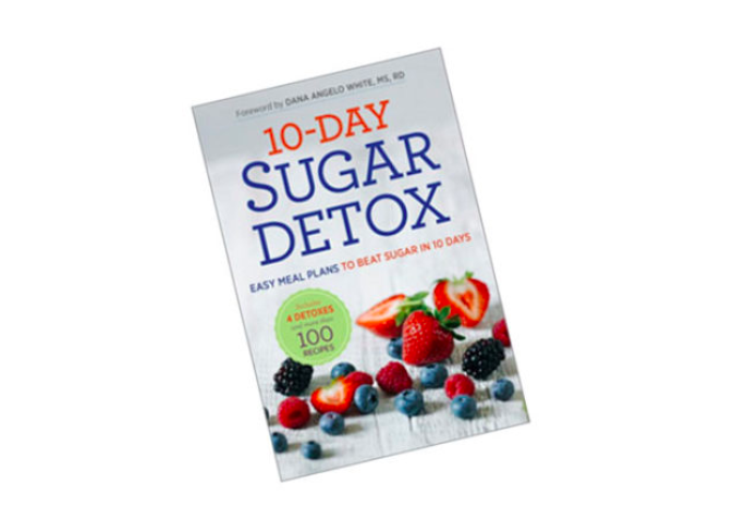 Get a FREE 10 Day Sugar Detox Book