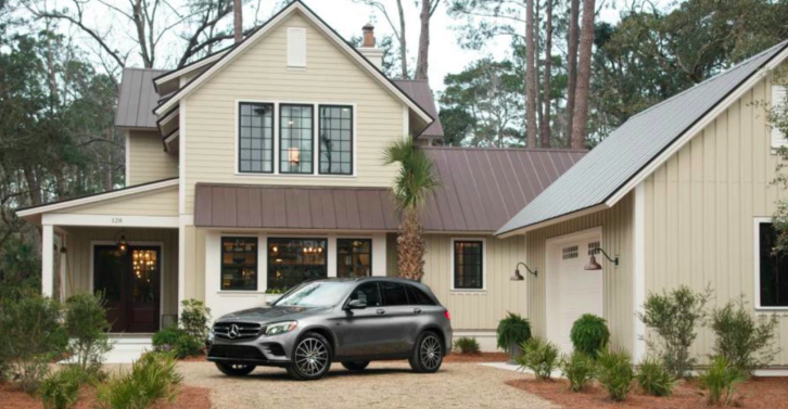 Enter to Win a Home + $100,000 Cash + a 2018 Mercedes-Benz GLC 350e 4MATIC Plug-In Hybrid!