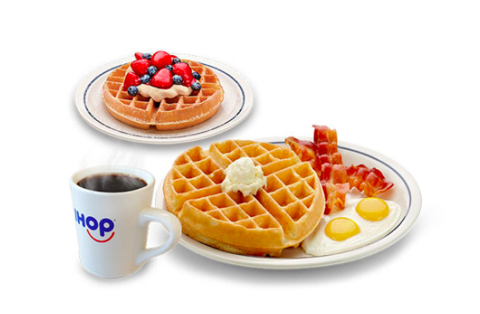 Enter Get Three FREE Meals From IHOB