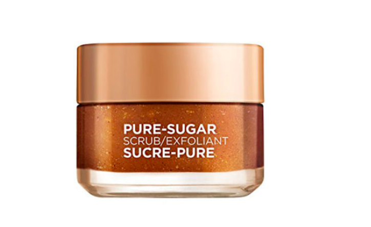 FREE Sample of L'Oreal Pure Sugar Scrub