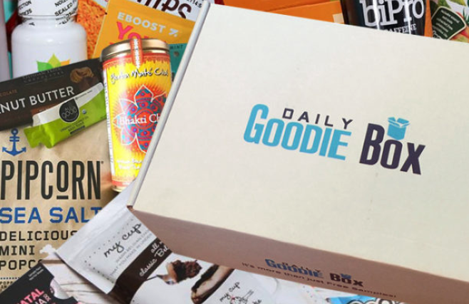 Get a FREE Goodie Box