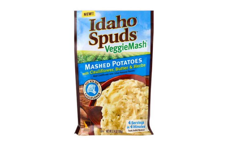 Get a FREE Sample of Idaho Spuds VeggieMash!