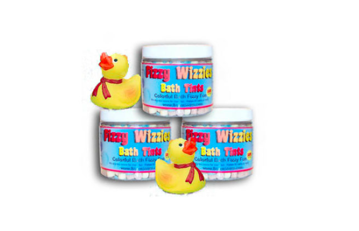 Enter Get FREE Fizzy Wizzies Bathtub Tablets!