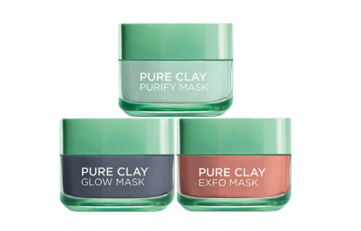Get a FREE Sample of L'Oreal Pure Clay Mask!