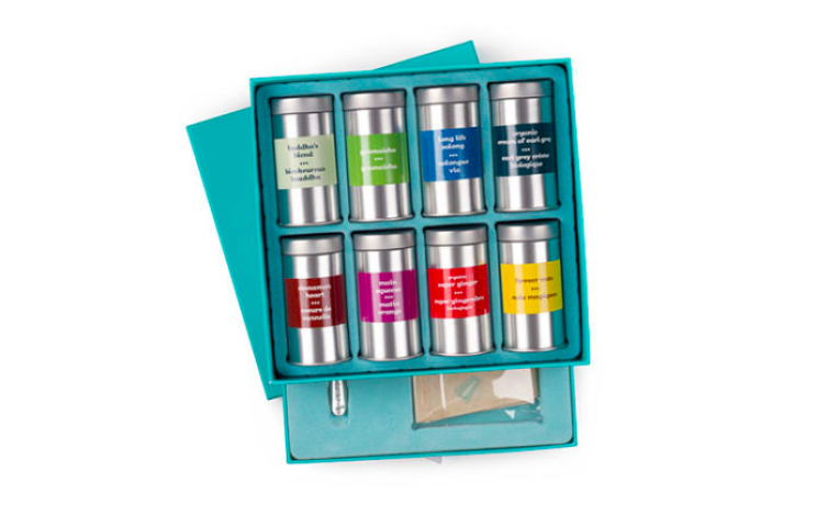 Enter Get FREE Tea Samples from DAVIDsTEA!