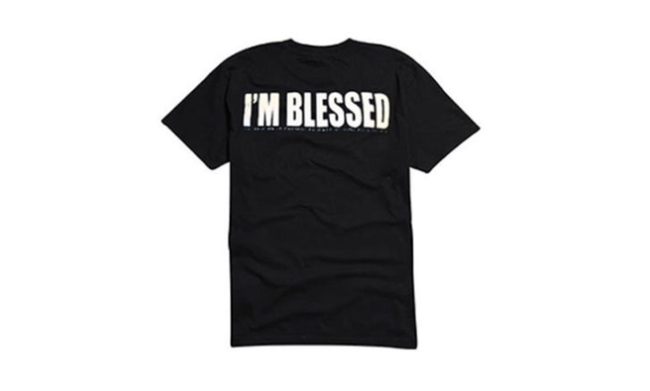 Get a FREE I'm Blessed T-Shirt!