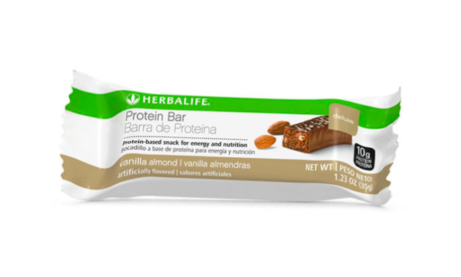 Get a FREE Herbalife Protein Bar!