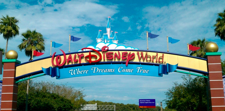Win a trip for 4 to Orlando, FL