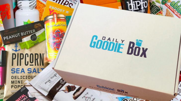 Enter Get a FREE Goodie Box!