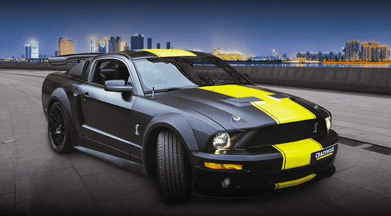Winner's choice of $20,000 cash or a 2019 Ford Mustang