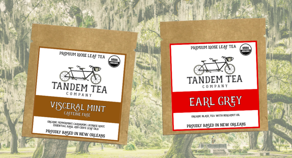 Enter Try a Tea Sample From Tandem Tea Company