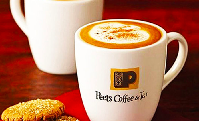 Enter Get a FREE Beverage at Peet's Coffee