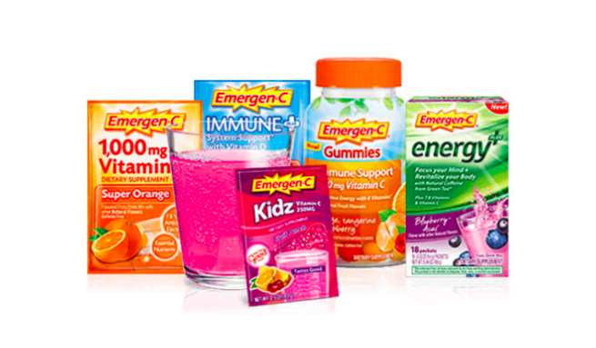 Enter Get a Sample of Emergen-C Drink Mix