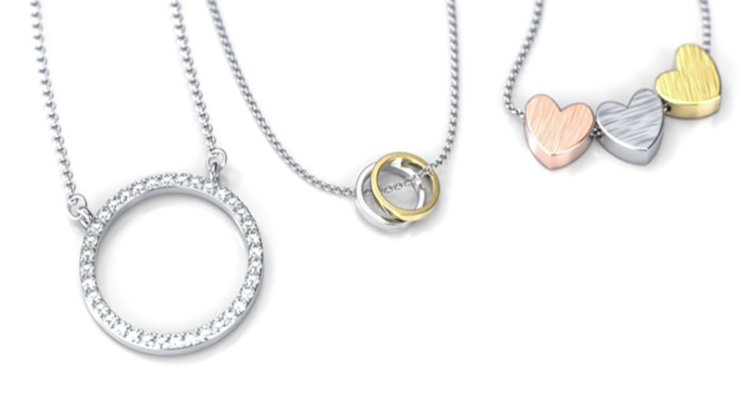 Get a FREE Gift Necklace From Jewlr With Purchase