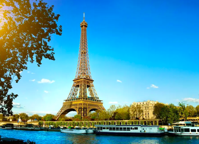 Win a trip for two to Paris and more!