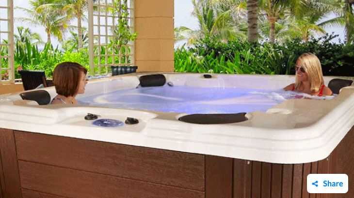 Enter Enter to Win a Jacuzzi