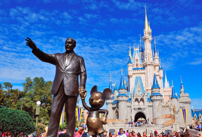 Enter Win A Trip to Disney