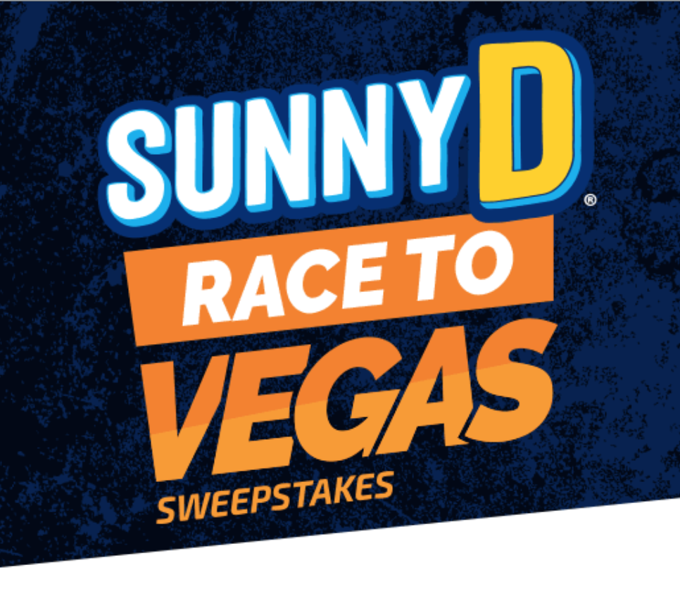 Race to Vegas Sweepstakes