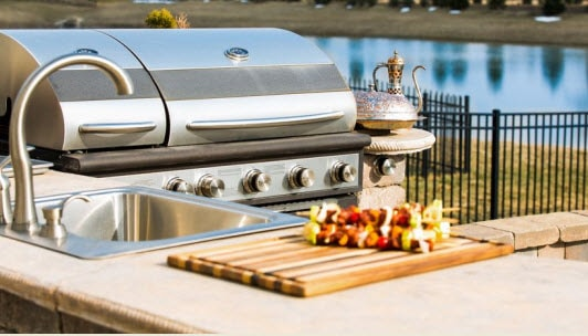Win a Backyard Makeover Package: Patio Set, Grill, + More!
