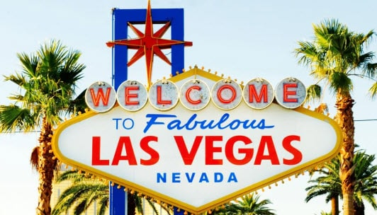 Trip for 2 to Las Vegas