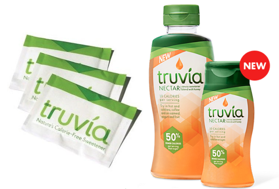 Enter Free Sample of Truvia Nectars & Truvia Naturals