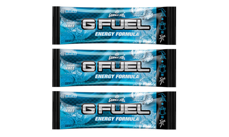 Get a FREE Three Pack of G Fuel Drink Mix!